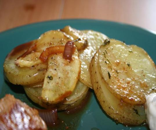 I love fried potatoes Eat them with great zeal But it's the darned old potatoes I just hate to peel