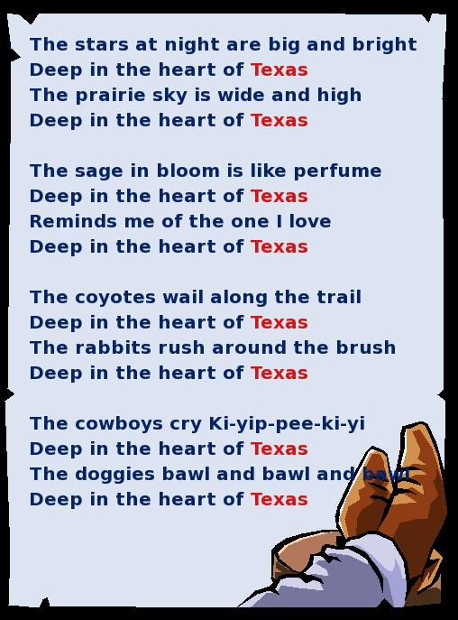 texassong